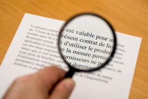 Traduction de contrats français-allemand