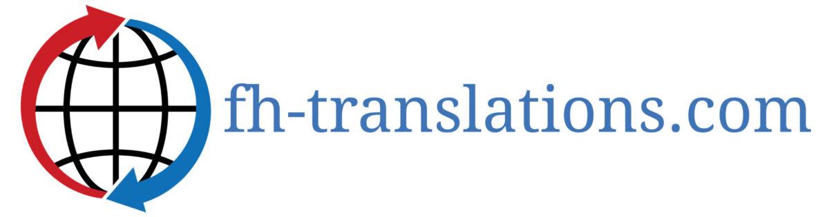 Bureau de traduction fh-translations.com